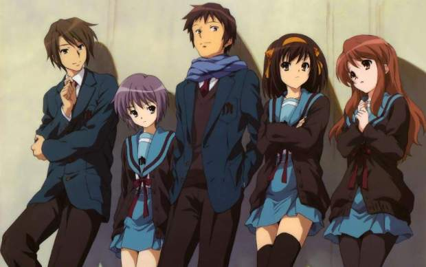 Image result for The Melancholy of Haruhi Suzumiya