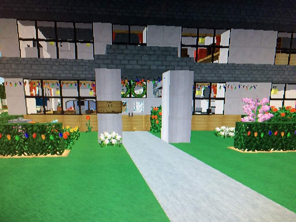 Mc Christmas Decorations Minecraft Amino