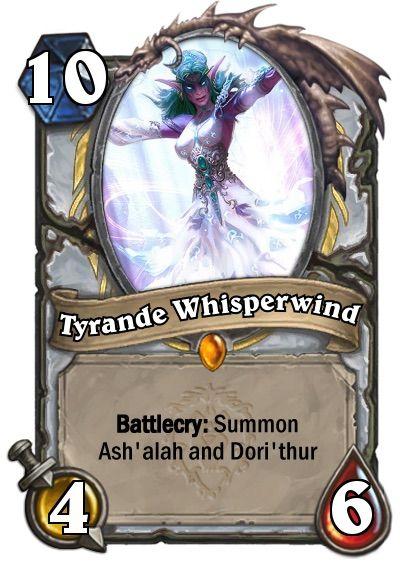 priest legendary tyrande whisperwind