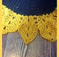 Sunflower Baby Blanket (or bigger) | Crafty Amino