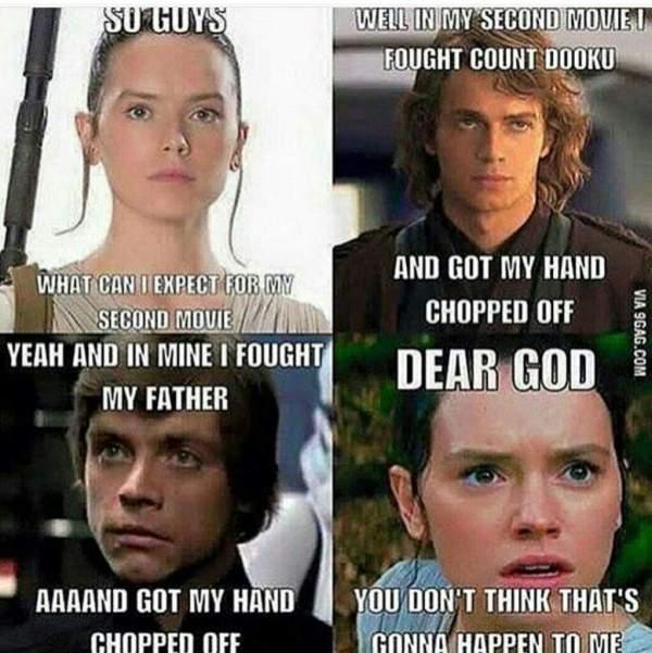 Star Wars Meme Amino