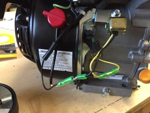 small resolution of how to wire kill switch on predator 212