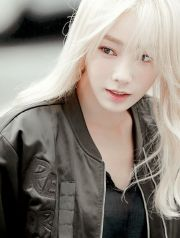 white kpop hair -pop amino