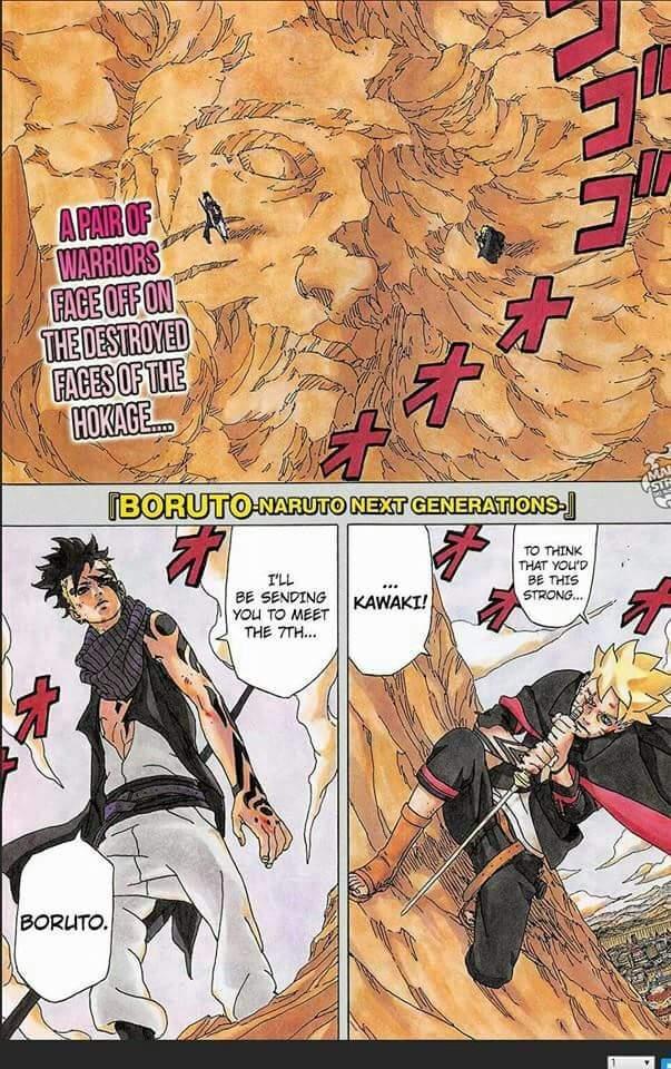 Naruto Vs Kawaki : naruto, kawaki, Older, Boruto, Kawaki, Movie, Flashbacks?, Boruto:, Generations, Chapter, First, Impressions, Thoughts!, Anime, Amino