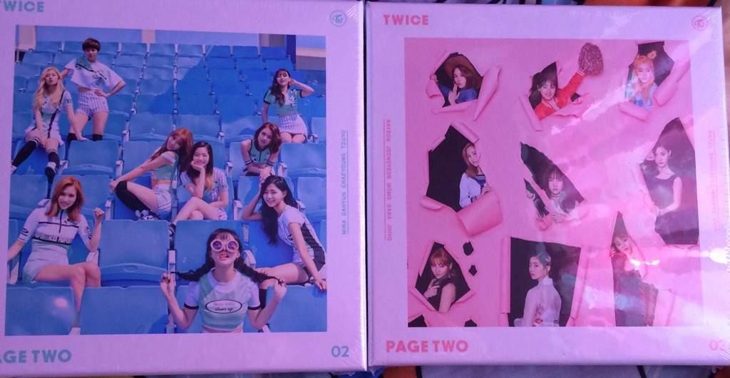 Twice - Cheer Up Albums   K-Pop Amino