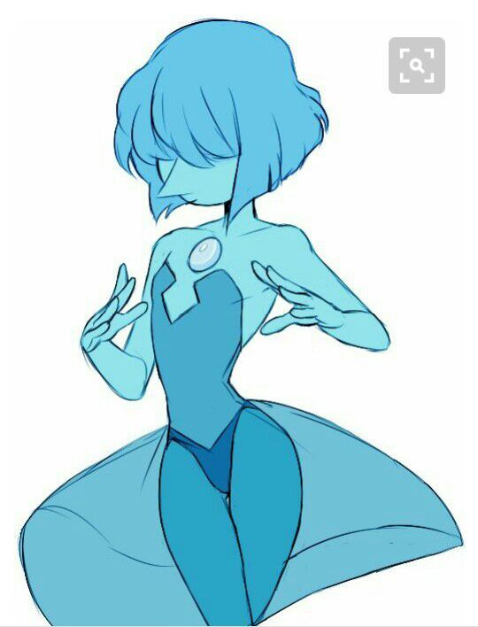 why is blue diamonds