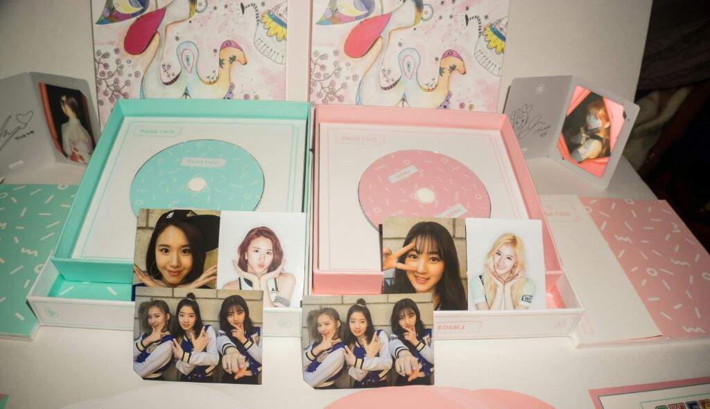 Twice Cheer Up Limited Edition + Promo Edition Unboxing   K-Pop Amino