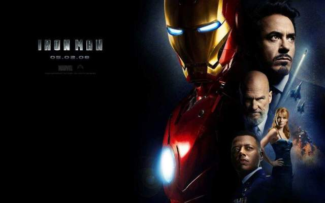 Iron Man Marvel 2008 Descarga Mega Español Latino Full HD
