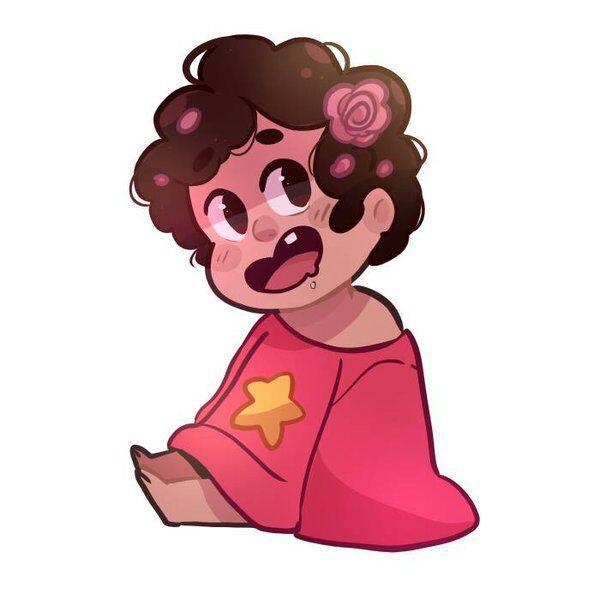 baby crystal gems cartoon