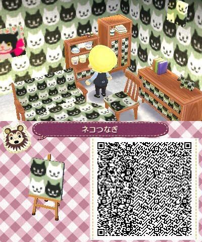 Acnl Cute Wallpaper Qr Codes Qr Code For Alpine Series Animal Crossing Amino