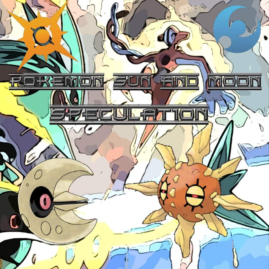 Alola Theory: No Gyms?! PKMN Variations and Elemental Island | Pokémon Amino