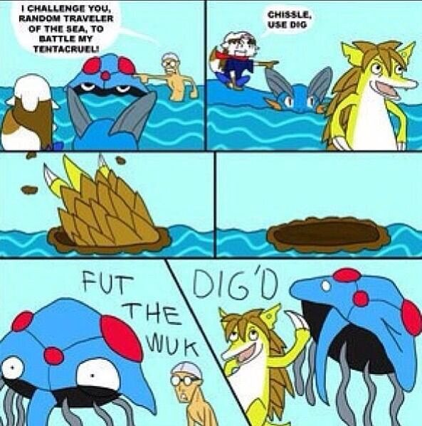 funny pokemon comic strips