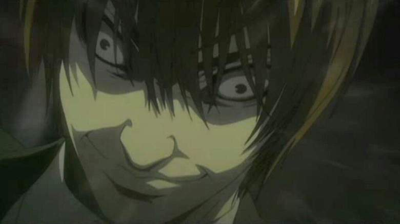 Image result for Death note faces