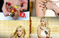 Nail-art al estilo kpop   K-Pop Amino