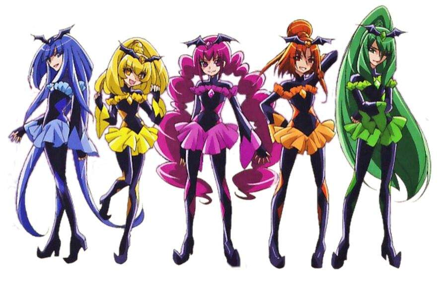 Shadow force vs glitter force  Wiki  Glitter Force And