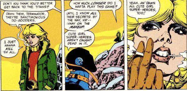 Image result for terra's betrayal teen titans comics