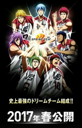 Kuroko's Basket Last Game : kuroko's, basket, Kuroko, Basuke, Extra, Game/, Basket, Amino