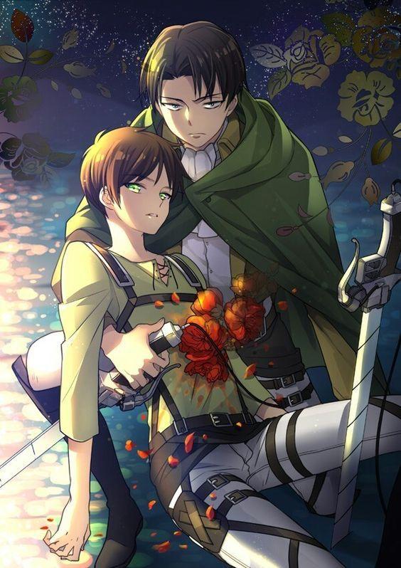 Levi X Eren Or Levi X Mikasa  Anime Amino