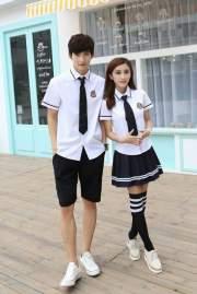 uniformes escolares coreanos