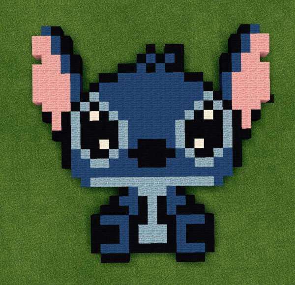 Stitch!  Minecraft Amino