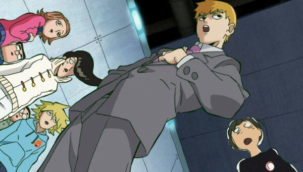 Image result for mob psycho 11