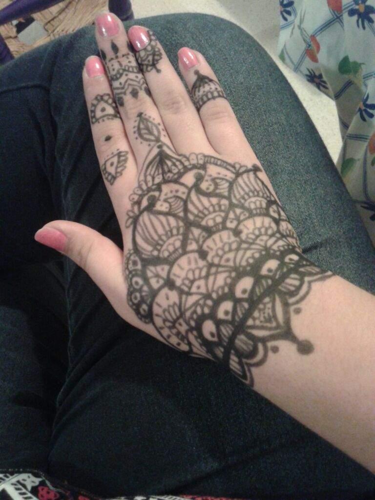 Tatuaje Con Zentangle Art Arte Amino Amino