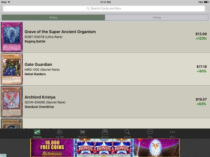 yugioh card database app | Gemescool org