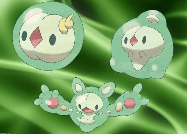 Psychic Type Pokemon And Blobs Pokmon Amino