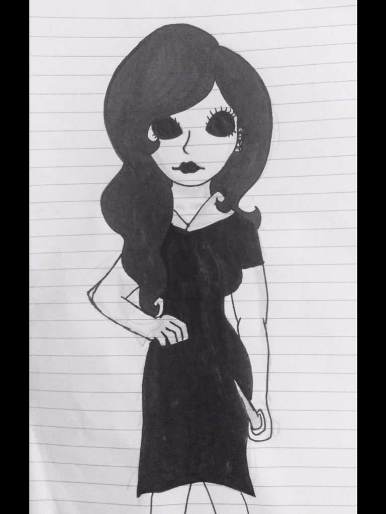 Jane The Killer Drawing : killer, drawing, Killer, Drawing, MrCreepyPasta, Amino
