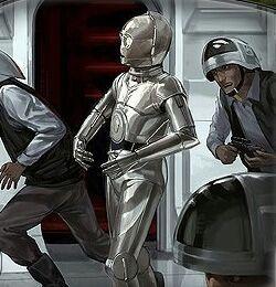 Protocol Droids of the Rebel Alliance  Star Wars Amino