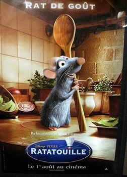 3 valiosas enseanzas una pelicula Ratatouille  Cartoon