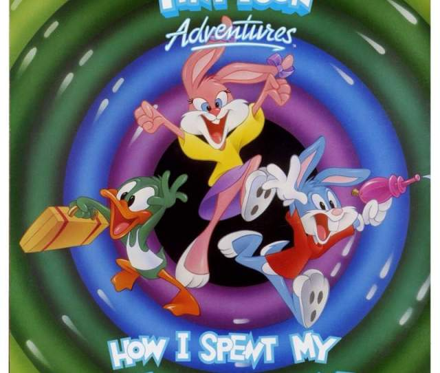 Hello There Cartoon Fans You Might Not Know This About Me But Im Quite A Fan Of Tiny Toon Adventures And Of Looney Tunes But I Never Got To Watch The Tiny