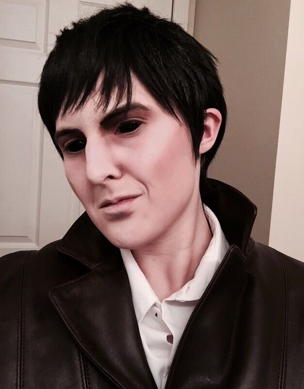 dishonored the outsider cosplay