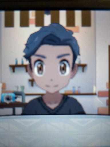 Pokemon Modern Quiff : pokemon, modern, quiff, Hairstyle, (Male), (Moon), Pokémon, Amino