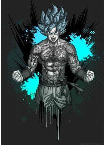 Anime Characters With Tattoos : anime, characters, tattoos, Tattoo, Anime, Amino