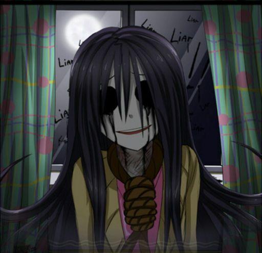 Hung girlIris  Wiki  Creepypasta Amino