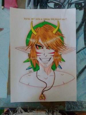 Simple Zelda Drawings Easy 3