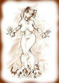 La leyenda de la mujer cara de caballo!! | Terror Amino