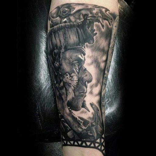 Mayas Y Aztecas Wiki Love Tattoos Amino