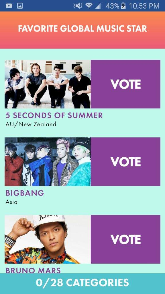Big Bang Nickelodeon : nickelodeon, Nickelodeon, Kids', Choice, Awards, K-Pop, Amino
