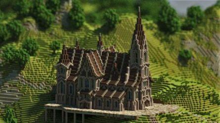 Medieval Church Minecraft Amino