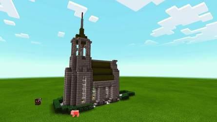 Protestant Church Minecraft Amino