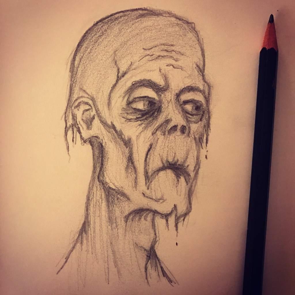 sad zombie horror amino