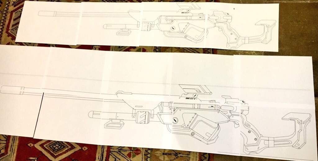 Tutorial, Scaling/Printing Blueprints (Posterazor) | Niveraswings