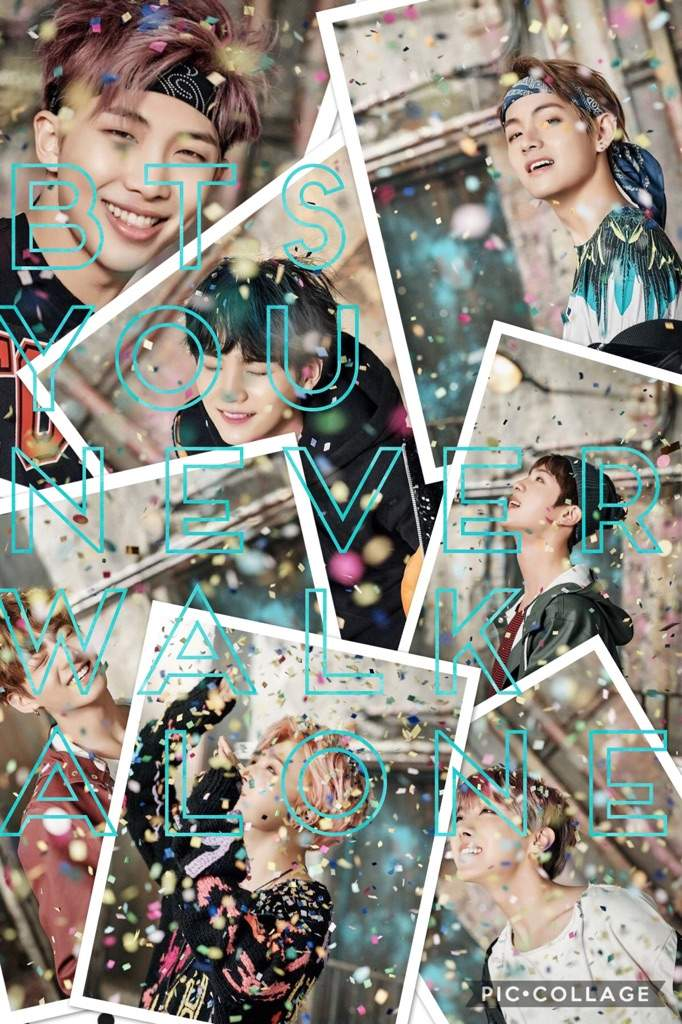 BTS 'You Never Walk Alone' Wallpapers | K-Pop Amino