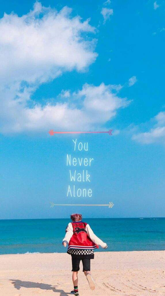 BTS You Never Walk Alone Wallpapers | ARMY's Amino