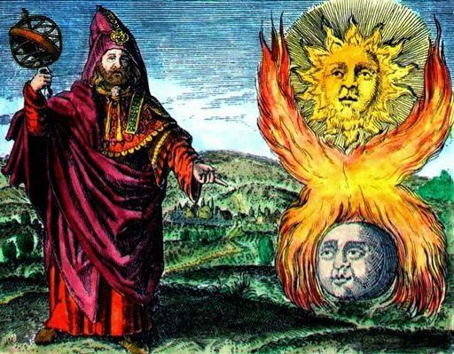 Resultado de imagen de imagen de Hermetismo