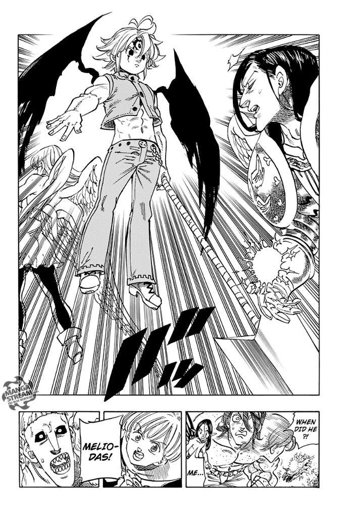 Seven Deadly Sins Indura : seven, deadly, indura, Seven, Deadly, Chapter, Review, Anime, Amino