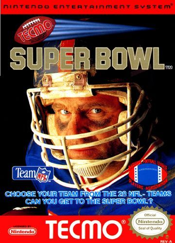 Tecmo Super Bowl Nes Wiki Old School Retro Gaming Amino
