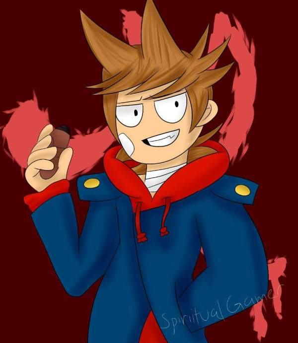 Eddsworld Future Tom X Reader Happy Living - Year of Clean Water